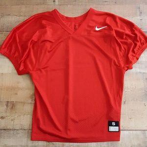 Nike Pratice Football Jersey Red Small 845965-657